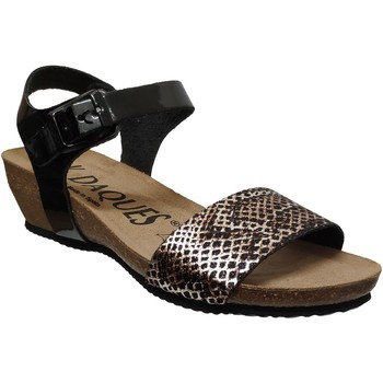 Zapatos Mujer Sandalias K. Daques Estan negro