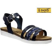 Zapatos Mujer Sandalias K. Daques Denia marino