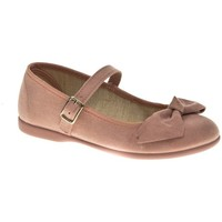 Zapatos Niña Bailarinas-manoletinas Tokolate MANOLETINA NIÑA  ROSA Rosa