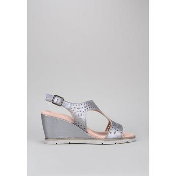 Zapatos Mujer Sandalias Sandra Fontan  Gris