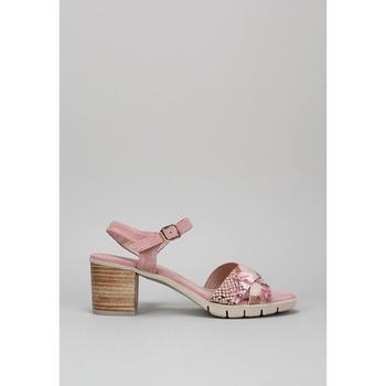 Zapatos Alpargatas Sandra Fontan PERLA Rosa
