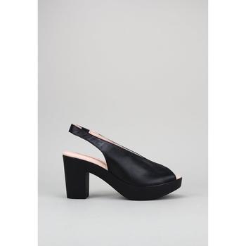Zapatos Alpargatas Sandra Fontan TAMI Negro