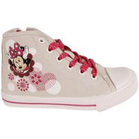Zapatos Niña Zapatillas altas Minnie Mouse DM000723 Gris