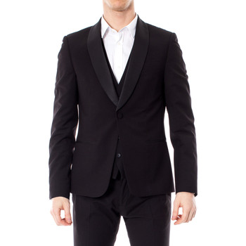 textil Hombre Chaquetas / Americana Antony Morato MMJA00402-FA600104 Nero