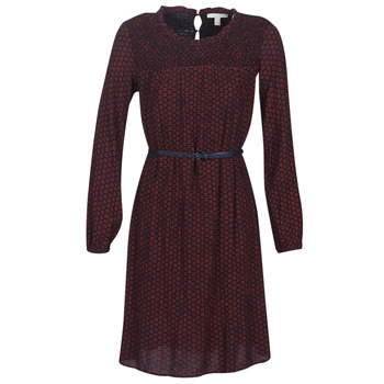 textil Mujer vestidos cortos Esprit 099EE1E015-622 Rojo