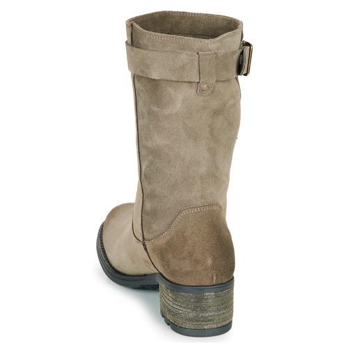 Botines By Caramba Mujer Zapatos Gris Pldm Palladium xedBCro