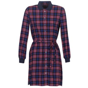 textil Mujer vestidos cortos Marc O'Polo 907088121185-K33 Multicolor
