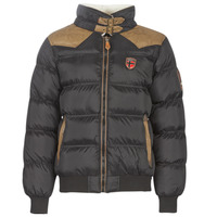 textil Hombre Plumas Geographical Norway ABRAMOVITCH-NOIR Negro
