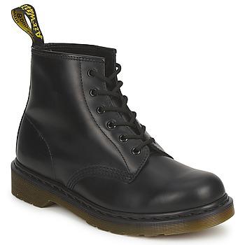 Zapatos Botas de caña baja Dr Martens 101 Negro
