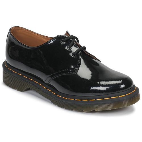 Zapatos casuales salvajes Zapatos especiales Dr Martens 1461 Negro