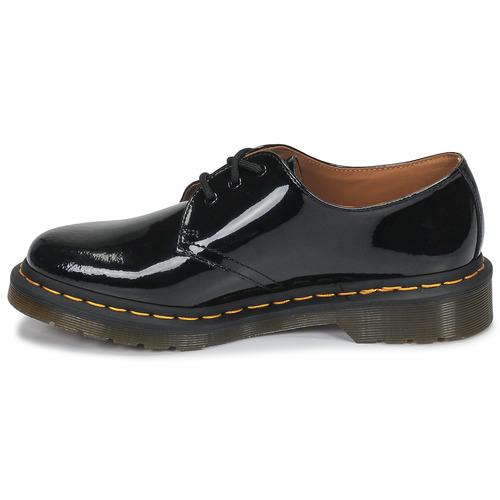 Mujer 1461 Martens Derbie Zapatos Dr Negro vN8n0wm