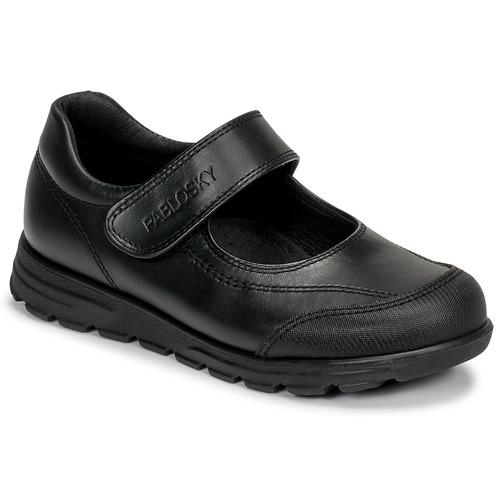 Pablosky 334310 Negro - Envío gratis | ! - Zapatos Bailarinas Nino