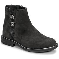 Zapatos Niña Botas de caña baja Pablosky 475256 Gris