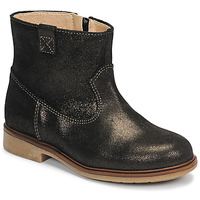 Zapatos Niña Botas de caña baja Pablosky 475157 Bronce