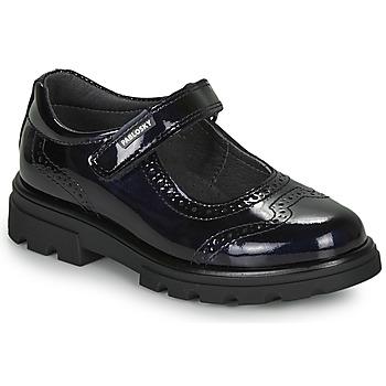 Zapatos Niña Bailarinas-manoletinas Pablosky 335829 Marino
