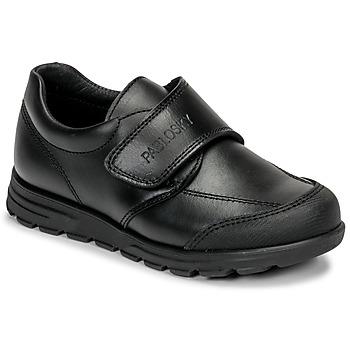 Zapatos Niños Derbie Pablosky 334510 Negro