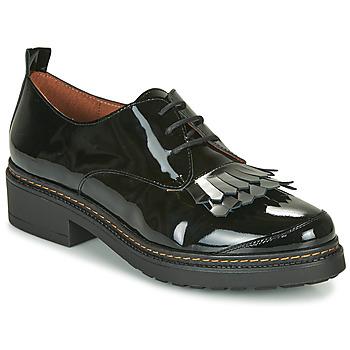 Zapatos Mujer Derbie Fericelli LEONA Negro