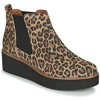 Zapatos Mujer Botas de caña baja Fericelli LORNA Marrón