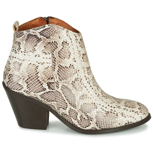 Botines Lisa Fericelli Multicolor Mujer Zapatos roexBdC