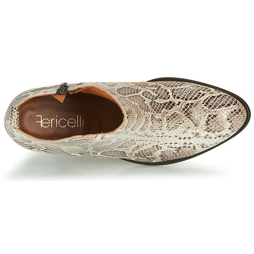 Fericelli Zapatos Botines Multicolor Lisa Mujer JuTF513lKc