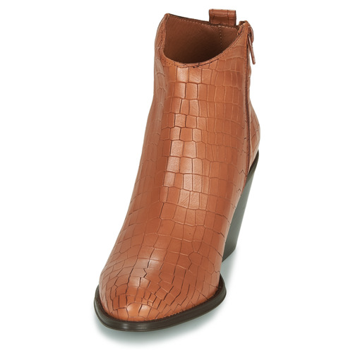 Fericelli Zapatos Marrón Lisa Botines Mujer DIEHYeW29