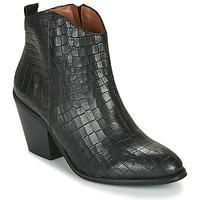 Zapatos Mujer Botines Fericelli LISA Negro