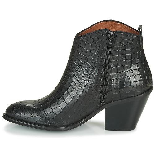 Zapatos Botines Fericelli Lisa Negro Mujer 1TFK3lJc