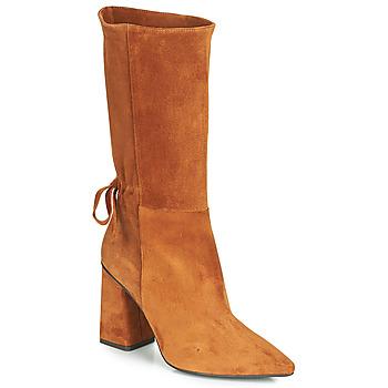 Zapatos Mujer Botas urbanas Fericelli LUCIANA Camel