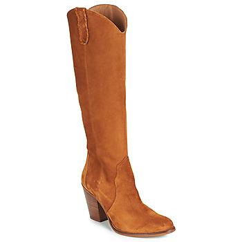 Zapatos Mujer Botas urbanas Fericelli LUNIPIOLLE Camel