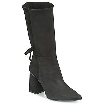 Zapatos Mujer Botas urbanas Fericelli LUCIANA Negro