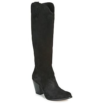 Zapatos Mujer Botas urbanas Fericelli LUNIPIOLLE Negro