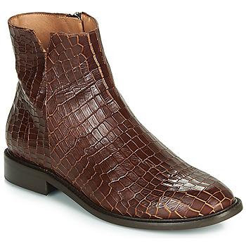 Zapatos Mujer Botas de caña baja Fericelli LANAELLE Marrón