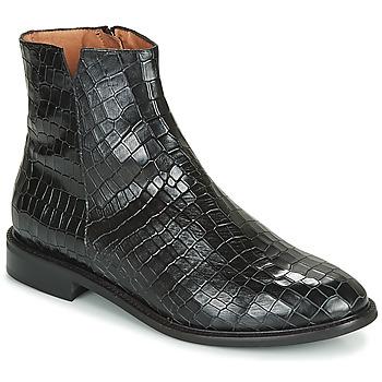 Zapatos Mujer Botas de caña baja Fericelli LANAELLE Negro