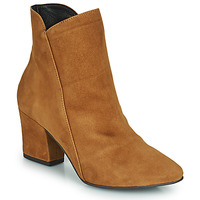 Zapatos Mujer Botines Fericelli JORDENONE Camel