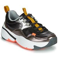 Zapatos Mujer Zapatillas bajas Victoria AIRE MULTI Negro