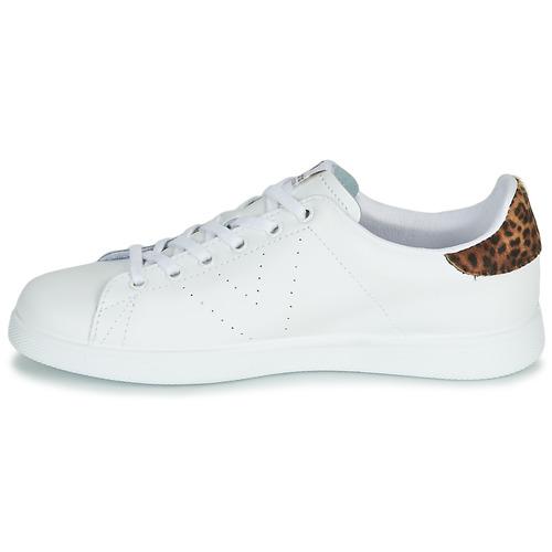 Zapatillas Tenis Piel Bajas Mujer Blanco Zapatos Victoria rshdxBtCQ