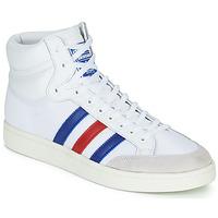 Zapatos Zapatillas altas adidas Originals AMERICANA HI Blanco / Azul / Rojo