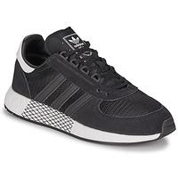 Zapatos Hombre Zapatillas bajas adidas Originals MARATHON TECH Negro