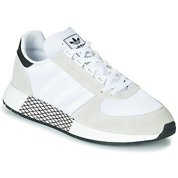 Zapatos Zapatillas bajas adidas Originals MARATHON TECH Blanco
