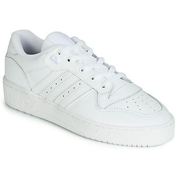 Zapatos Zapatillas bajas adidas Originals RIVALRY LOW Blanco