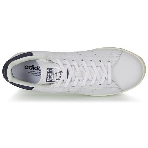 Smith Adidas Zapatillas Zapatos Stan Originals BlancoAzul Bajas jLR4A35