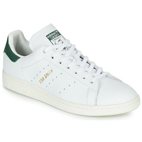 adidas Originals STAN SMITH Blanco / Verde - Envío gratis | ! - Zapatos Deportivas bajas