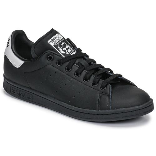 adidas Originals STAN SMITH Negro / Blanco - Envío gratis | ! - Zapatos Deportivas bajas