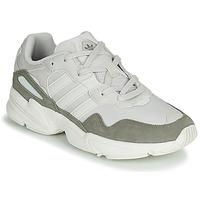 Zapatos Hombre Zapatillas bajas adidas Originals YUNG-96 Blanco / Beige