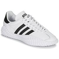 Zapatos Hombre Zapatillas bajas adidas Originals COUNTRYXKAMANDA Blanco / Negro