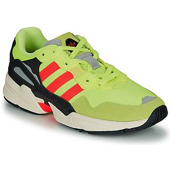 Zapatos Hombre Zapatillas bajas adidas Originals YUNG-96 Amarillo