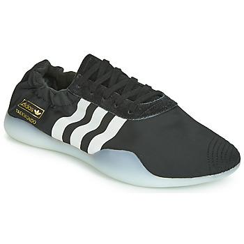 Zapatos Mujer Zapatillas bajas adidas Originals TAEKWONDO TEAM W Negro