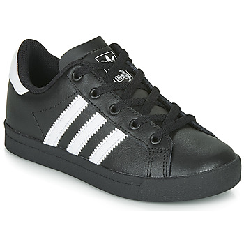 Zapatos Niños Zapatillas bajas adidas Originals COAST STAR C Negro / Blanco