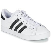 Zapatos Niños Zapatillas bajas adidas Originals COAST STAR J Blanco / Negro