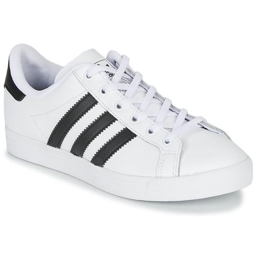 adidas Originals COAST STAR J Blanco / Negro - Envío gratis | ! - Zapatos Deportivas bajas Nino